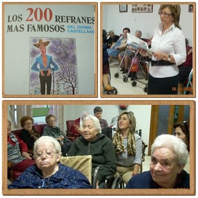 GRUPO DE LECTURA DEL SANTO HOSPITAL (18 de Noviembre)