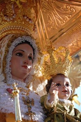LA CAPILLA DE JESÚS NAZARENO ACOGE EL PREGÓN A LA VIRGEN DE LUNA