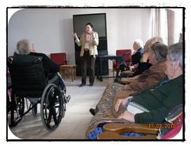 GRUPO DE LECTURA DEL SANTO HOSPITAL (17 de marzo)