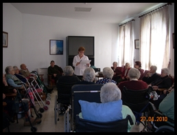 GRUPO DE LECTURA DEL SANTO HOSPITAL (27 de abril)