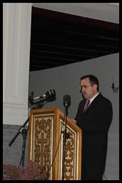 LA CAPILLA DE JESÚS NAZARENO ACOGERÁ LA PRESENTACIÓN DE UN LIBRO DE JOSÉ LUIS GONZÁLEZ PERALBO