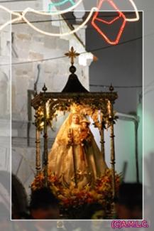 """LOS ANCIANOS DE JESÚS NAZARENO TIENEN YA A LA """"VIRGEN DE LUNA"""" DE VECINA"""