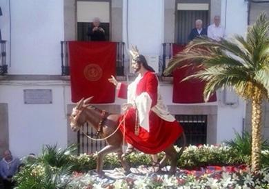 SEMANA SANTA 2016: DOMINGO DE RAMOS