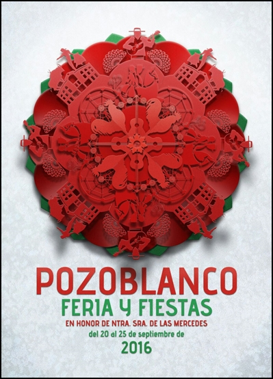Cartel feria Pozoblanco 2016