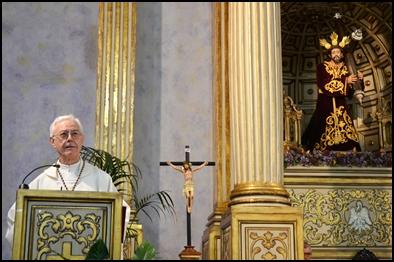 D. MANUEL RUBIO VAQUERO, SDB, PREDICARÁ EL TRIDUO A JESÚS NAZARENO