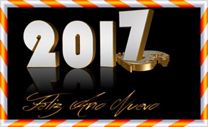 ¡¡¡ FELIZ AÑO 2017 !!!