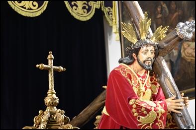 COMIENZA EL TRIDUO EN HONOR A NUESTRO PADRE JESÚS NAZARENO