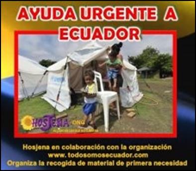 ORACIÓN POR ECUADOR