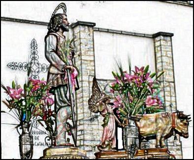 DIEGO CABRERA ACERCARÁ LA COFRADÍA DE SAN ISIDRO A LOS ANCIANOS DE JESÚS NAZARENO