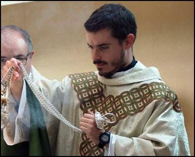 NUESTRO HERMANO RAFAEL HERRUZO PRIEGO SERÁ EL PREDICADOR DEL TRIDUO A JESÚS NAZARENO 2018