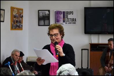 GRUPO DE LECTURA «MANOLO SANTOMÉ» (7 y 14 de febrero)