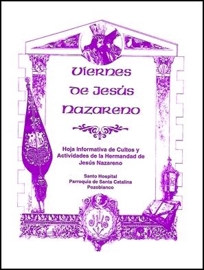 DÍA DE SANTIAGO APÓSTOL: VEINTIÚN ANIVERSARIO DEL PRIMER VIERNES DE JESÚS NAZARENO