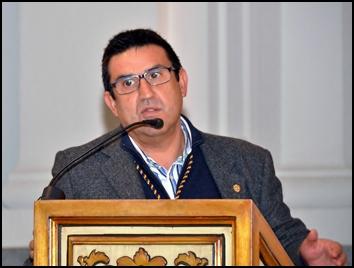 ELEVADA A DEFINITIVA LA CANDIDATURA DE ÁNGEL MARÍA LÓPEZ CASTILLA A LA PRESIDENCIA DE NUESTRA HERMANDAD