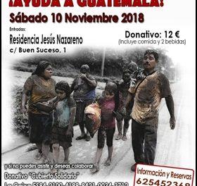 NUESTRA HERMANDAD COLABORÓ EN EL IV ALMUERZO SOLIDARIO DE LA HERMANDAD DE JESÚS NAZARENO DE CÓRDOBA