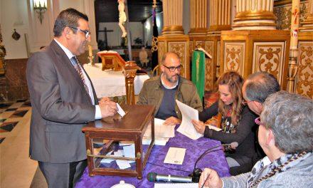 ÁNGEL MARÍA LÓPEZ CASTILLA REELEGIDO PRESIDENTE DE NUESTRA HERMANDAD