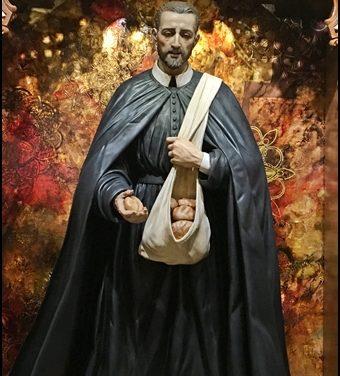 346 ANIVERSARIO DE LA FUNDACIÓN DE LA CONGREGACIÓN DE LAS HERMANAS HOSPITALARIAS DE JESÚS NAZARENO