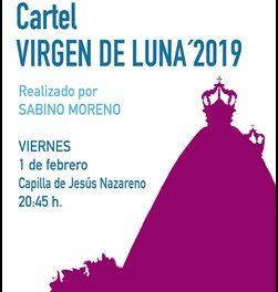 HOY SE PRESENTA EL CARTEL DE LA ROMERÍA Y FIESTAS DE LA VIRGEN DE LUNA