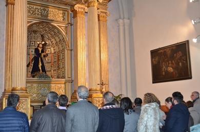 LA JUNTA DE GOBIERNO DE NUESTRA HERMANDAD TOMÓ POSESIÓN DE SUS CARGOS