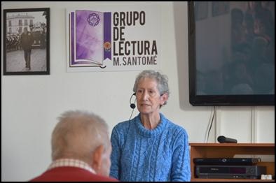 PATRI FERNÁNDEZ, HERMANA DEL QUERIDO PADRE CÉSAR, VISITARÁ A LOS ANCIANOS DE JESÚS NAZARENO