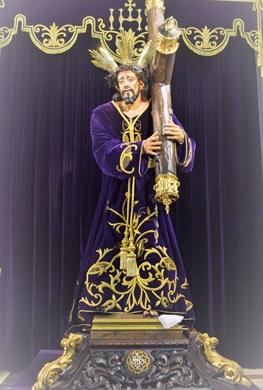 JESÚS YA ESTÁ EN SU ALTAR DE CULTOS