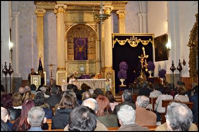 SEGUNDO DÍA DEL TRIDUO A JESÚS NAZARENO (4 ABRIL 2019)