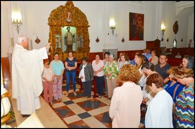 LAS MADRES FUERON PROTAGONISTAS EN EL VIERNES DE JESÚS DE MAYO