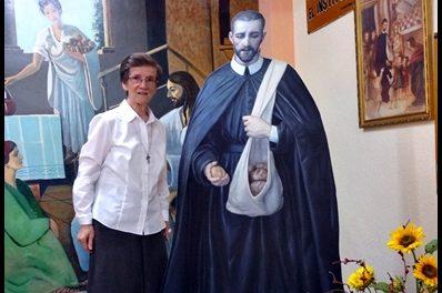 LA HNA. JOSEFINA PEÑAS TOLEDANO NUEVA SUPERIORA GENERAL DE LAS HERMANAS HOSPITALARIAS
