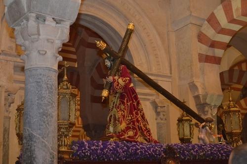 JESÚS NAZARENO ESTÁ EN LA SANTA IGLESIA CATEDRAL DE CÓRDOBA
