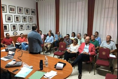 CONFERENCIA SOBRE COMUNICACIÓN EFECTIVA EN LAS HERMANDADES Y COFRADÍAS
