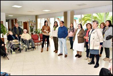 """LA CONCEJALA DE PERSONAS MAYORES Y DEPENDENCIA INAUGURÓ EL CURSO 2019-2020 DEL GRUPO DE LECTURA """"MANOLO SANTOMÉ""""."""