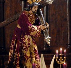 TRASLADO DE JESÚS NAZARENO A SANTA CATALINA PARA EL TRIDUO DE 2006