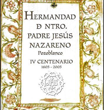 PRESENTACIÓN PUBLICACIÓN EXTRAORDINARIA IV CENTENARIO