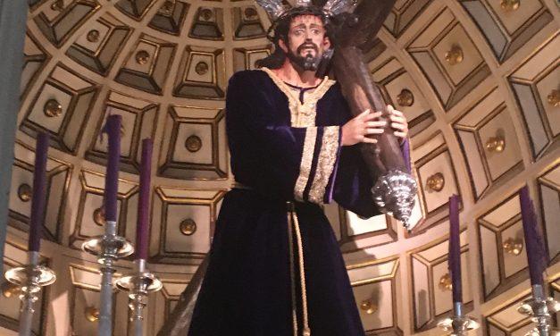 LA CAPILLA DE JESÚS NAZARENO SE VUELVE A ABRIR PARA LA SANTA MISA