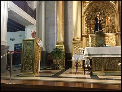 SE CELEBRÓ EL VIERNES DE JESÚS DE SEPTIEMBRE