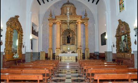 REAPERTURA AL CULTO DE LA CAPILLA DE JESÚS NAZARENO