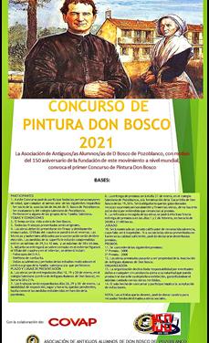 CONVOCADO EL PRIMER CONCURSO DE PINTURA SAN JUAN BOSCO