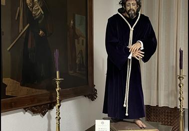 CRÓNICA DE LAS OBRAS EN LA CAPILLA DE JESÚS NAZARENO (I) (ACTUALIZADO)