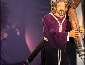 JESÚS YA ESTÁ EN EL PRESBITERIO