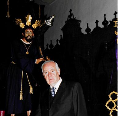 FALLECE D. JOAQUÍN CRUZ SOLÍS, HERMANO DE HONOR DE NUESTRA HERMANDAD