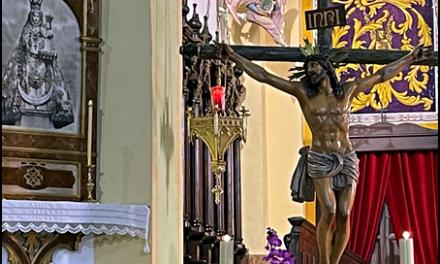 NUESTRA HERMANDAD SE UNIÓ A LA CELEBRACIÓN DEL MIÉRCOLES DE CENIZA