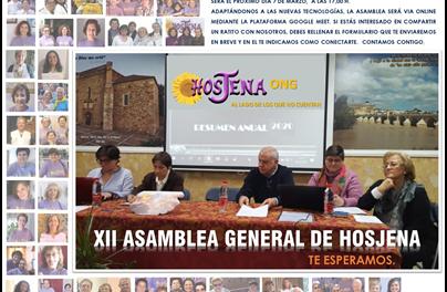 ASAMBLEA GENERAL DE HOSJENA