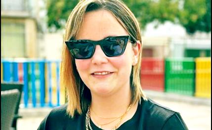 ANA MARÍA CABRERA MORENO ÚNICA CANDIDATA A LA PRESIDENCIA EN LA CARIDAD