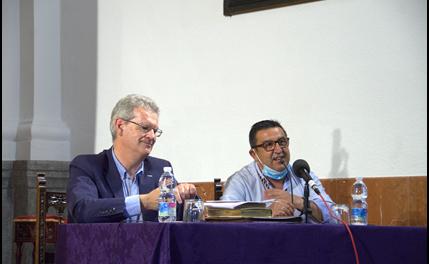 VÍDEO DE LA CONFERENCIA DE D. FERNANDO SANTOS URBANEJA