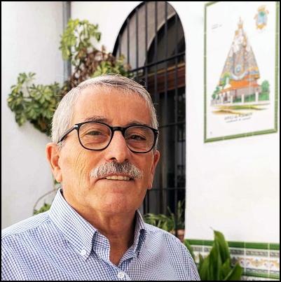 D. MIGUEL RUIZ PREGONERO DE LAS FIESTAS DE LA VIRGEN DE LUNA 2022