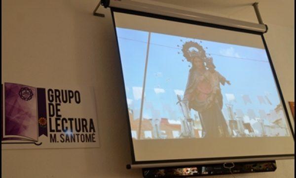 """GRUPO DE LECTURA """"MANOLO SANTOMÉ"""" (24 de mayo. Festividad de María Auxiliadora)"""