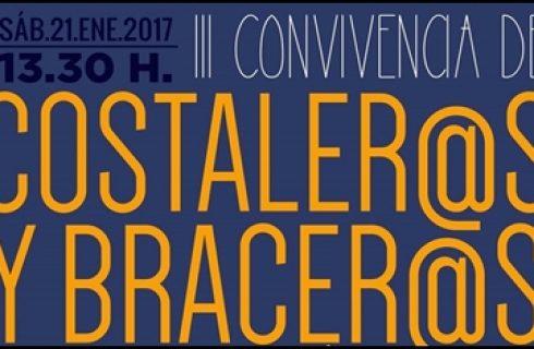 III CONVIVENCIA DE COSTALER@S Y BRACER@S