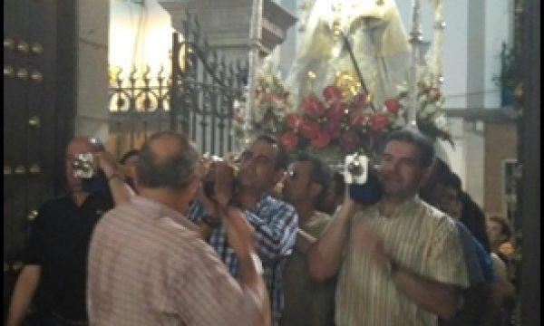 NUESTRA HERMANDAD ESTARÁ PRESENTE HOY EN EL TRASLADO DE LA VIRGEN DE LUNA